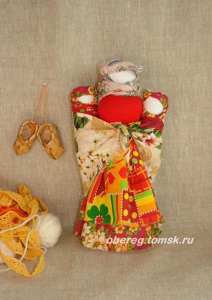 Кукла здоровья мастер класс